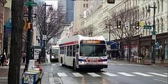 Septa Bus Route 17 Philadelphia (wheeltoyz) Tags: street bus philadelphia market 17 philly septa