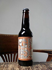 Dogma (knightbefore_99) Tags: beer real scotland bottle drink cerveza ale craft tasty strong wee heavy import camra hops pivo malt brewdog
