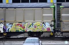 T20-6 (logical.progression) Tags: street urban streetart color art photography graffiti hall cool colorful fame spray writers freight hof desing sprayart graffart garf graffitiwall graffittiart trainbombing urbanarte freightgraffiti trainwriting streeartphoto graffitwriter streeartphotography