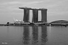 IMG_4800 (marc.ruis) Tags: blackandwhite marina bay singapore sands