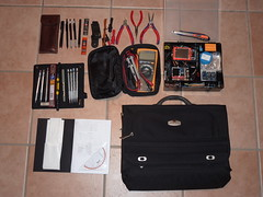 My bag today 11.feb.2016 (Mortymore) Tags: stanley whatsinyourbag dexter parker fluke pliers multimeter artos arduino pentel rotring mechanicalpencil tikky knipex rotring600 triopen roncato pentelgraphgear draftingpencil lihitlab fluke179 pentelgraphgear500 rotringtikky rotring500 rotringtrio pentel500 rotringartos