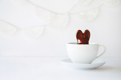 I see you (tatiana_brown) Tags: stilllife white cup easter chocolatebunny canoneos6d