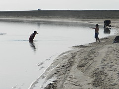 Going swimming at Long Point August 2015 24 (cambridgebayweather) Tags: swimming nunavut cambridgebay arcticocean