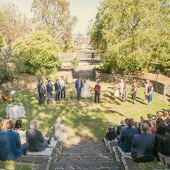 """Footscray Community Arts Centre ampitheatre in all its glory - Tom & Libby • <a style=""""font-size:0.8em;"""" href=""""http://www.flickr.com/photos/21623077@N04/24981692342/"""" target=""""_blank"""">View on Flickr</a>"""