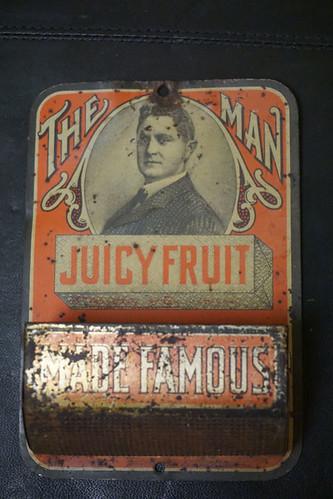 Juicy Fruit Match Safe $110.00