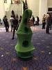 Green Tentacle at MAGFest 2016 (IronCurtaiNYC) Tags: washingtondc day maryland lucasfilm videogame vidya tentacle lucasarts dayofthetentacle maniacmansion magfest adventuregame pointandclick greententacle lucasfilmgames nationalharbor musicandgamingfestival magfest2016