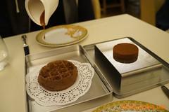 50 Days_chocolate waffle_ganache (Winkypedia.net) Tags: hotel cafe oscar wilde albert royal days 50 adri adria ferran