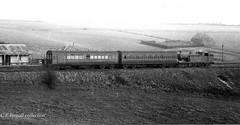 LBSCR I3 class 2089 at Devil's Dyke (pondhopper1) Tags: blackandwhite monochrome steam railways devilsdyke lbscr londonbrightonandsouthcoastrailway 442t