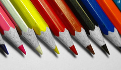 C O L O R S (rohangandhi19) Tags: abstract art colors pencils colorful thought pattern abstractart concept colorpencil colorsoflife uniqueshot abstractphotography uniqueangle angle45 sonydschx400v rohangandhiphotography