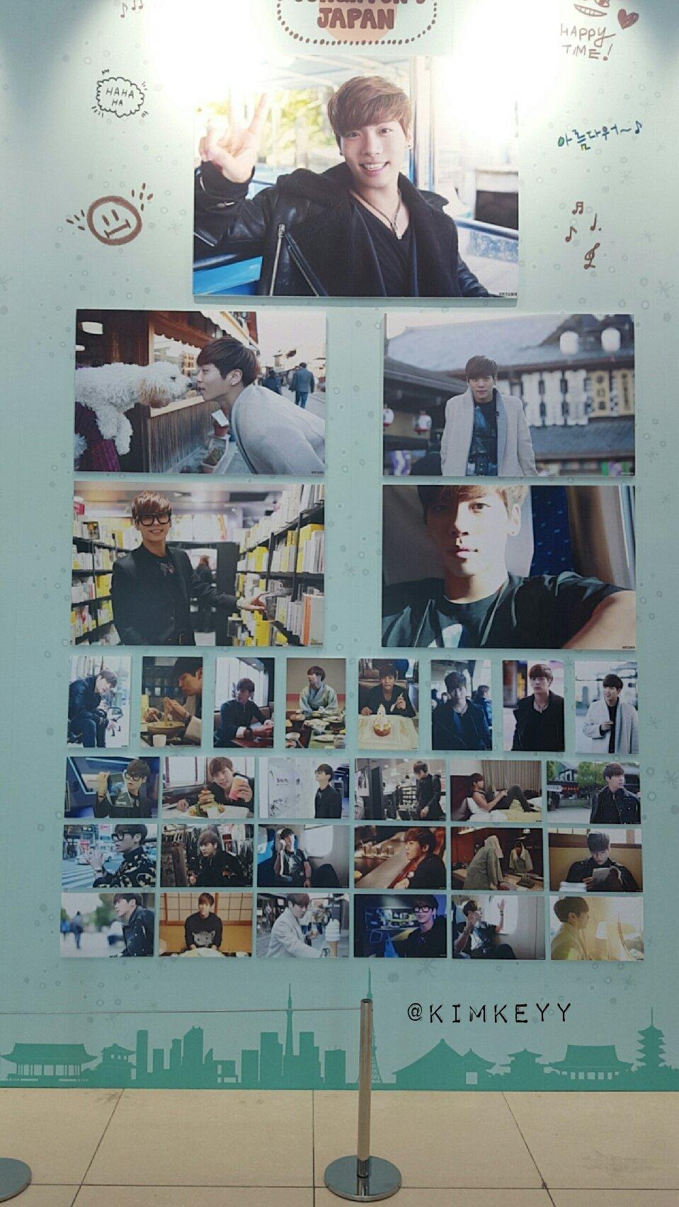 SHINee @ SHINee Surprise Vacation Exhibition 25310901585_5df808b8b3_o