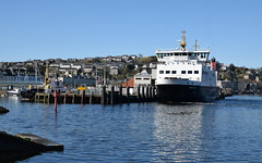 MV Argyle at Rothesay Pier (Russardo) Tags: ferry scotland clyde pier mac cal argyle isle calmac mv caledonian bute rothesay macbrayne