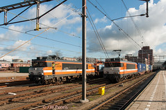 20160224-_DSC6510.jpg (BlonTT) Tags: spoor amersfoort goederen 9901 9908 locon strukton 303003 cacaotrein dagtripfeb