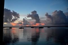 DSC_0007 (RUMTIME) Tags: water clouds sunrise n queensland coochie coochiemudlo