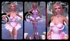 094 - Pink, What else ? (Miranda Riggs) Tags: truth et thearcade astralia enfantterrible truthhair imeka genesislab maitreyameshbody moonarmore