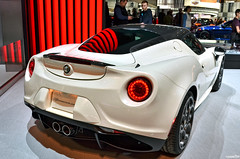 2016 Alfa Romeo 4C (Chad Horwedel) Tags: chicago illinois alfaromeo sportscar chicagoautoshow 4c mccormickplace alfaromeo4c 2016alfaromeo4c cas2016