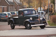1942 Dodge WC Pick-Up (NielsdeWit) Tags: favorite up driving wageningen pick favourite nielsdewit be3403