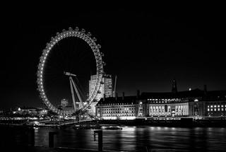 London Eye 'Starry Night' London by Simon & His Camera