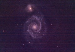 20160324-10lx200-t3-sgf-m51-4x300s-iso800 (desertstarsobservatory) Tags: galaxy astrophotography m51 t3 messier sgf 10lx200