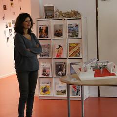 Visite Maylis de Kerangal - 2016 (La Joliverie) Tags: art book arts livre nantes pag jol lire vivant maylis vivants joliverie maylisdekerangal kerangal poledesarts rparerlesvivants poledesartsgraphiques
