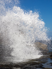 blowhole power 2 (dolanh) Tags: hawaii maui spray nakaleleblowhole kahekilihighway