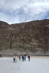 Badwater Basin - 282 feet below sea level