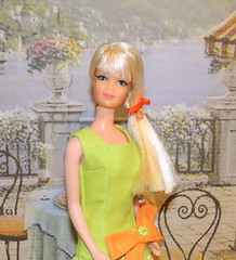 Vintage Mod Blonde Stacey Doll (The doll keeper) Tags: vintage mod doll stacey blonde