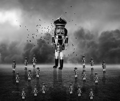 NutCracker (iblushay : Thank you for visiting and the faves) Tags: photomanipulation photoshop nutcracker