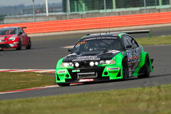Hankook 24 hr Of Silverstone Touring Car Series Team ABBA With Rollcentre Racing BMW M3 V8 (motorsportimagesbyghp) Tags: bmw m3 motorracing v8 motorsport autosport touringcar hankook rollcentreracing enduranceseries 24hrofsilverstone teamabba