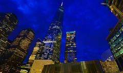 New York - Ground Zero (slim studios) Tags: usa newyork skyline skyscraper cityscape sigma1850f28 nikond3100