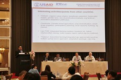 Evidence-Based Adaptation Workshop: Stories from the Field on Strengthening Community Resilience (USAID Mekong Adaptation and Resilience to Climate ) Tags: thailand cambodia vietnam workshop lao climatechange adaptation pdr wfp resilience iucn evidencebased amdi lowermekongbasin communityadaptation