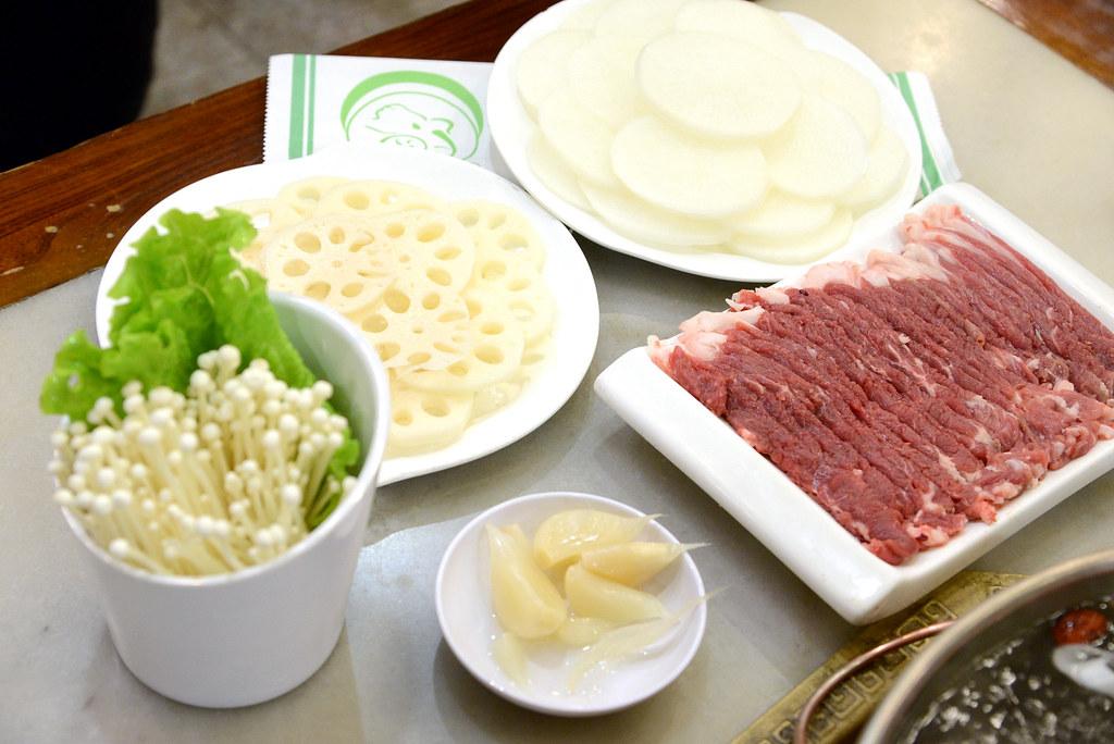 北京 南門河邊涮肉 (安定門)