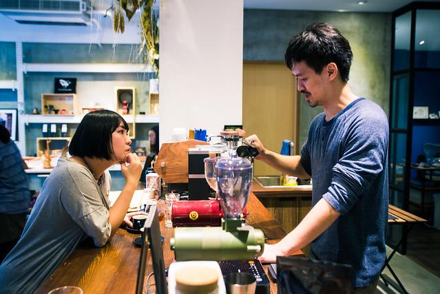 台北/松山–咖啡生活的光景–光景 Scene Homeware
