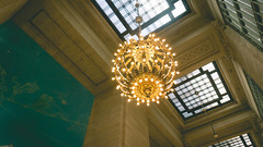 Grand Central, chandelier in Apple Store (Jeffrey) Tags: nyc newyorkcity newyork apple spring manhattan applestore midtown april grandcentral grandcentralterminal 2016