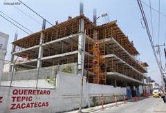 Kyo Midtown 28.04.2016 1 (vicraya2 2015) Tags: mxico torre centro midtown kyo construccin len monterrey nuevo rascacielos departamentos