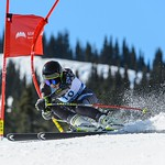 Whistler Cup Men's U16 SG - Ben Richards 2nd, (New Zealand) - PHOTO CREDIT: Coast Mountain Photography www.coastphoto.com