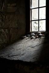In St Columba's Shrine (itmpa) Tags: canon island scotland shrine chapel burial restoration iona christianity 1960s nophotoshop benedictine 1962 historicscotland relics unedited 6d ionaabbey stcolumba straightfromthecamera 8thcentury ionacommunity stcolumbasshrine canon6d tomparnell itmpa guardianshipmonument archhist