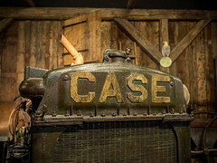 Vintage Farm Technology (spline_splinson) Tags: tractor de deutschland rust traktor transportation antiquetractor oldtechnology oldtractor badenwrttemberg casetractor vintagefarmequipment uhldingenmhlhofen