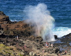 DSC_5732 e5 people (J Telljohann) Tags: hawaii waves maui blowhole nakalele mauihighway340