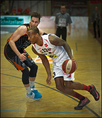 Devante Wallace (guenterleitenbauer) Tags: pictures sports basketball sport ball march photo google fight flickr foto basket image photos action guard picture indoor images fotos lions wallace match win halle mrz gnter korb liga wels 2016 wbc meisterschaft frstenfeld abl fuerstenfeld guenter devante leitenbauer wwwleitenbauernet