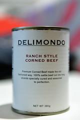 Delimondo Ranch Style Corned Beef (joelCgarcia) Tags: bokeh availablelight philippines d610 2470mmf28g delimondocornedbeef