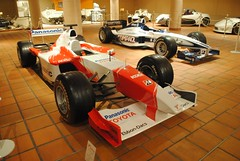 2007 Toyota TF107 (zawtowers) Tags: history cars public private one 1 antique iii grand prince f1 racing monaco collection 1993 prix vehicles rainier ralf toyota formula motor formula1 iconic trulli schumacher voitures 2007 opened motoring anciennes jarno fontvielle tf107
