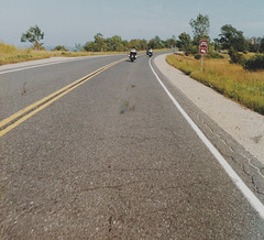 Motorcycling on Manitoulin Island (whataride247) Tags: motorcycletouring