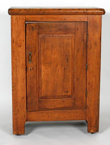 Early Pine Icebox - $242.00 (Sold April 15, 2016)