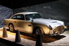 aston martin DB5 james bond 007 (Martial Lhermitte) Tags: never james die sean bond spectre 007 connery jamesbond danielcraig jeams tomorow skyfall martiallhermitte timmothydalton