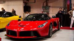 La Ferrari (Bram van Heijnsbergen) Tags: car amsterdam italian ferrari german porsche alfaromeo supercar f40 f12 599 ferrarif40 hypercar 599gto laferrari ferrarif12 ferrari488gtb