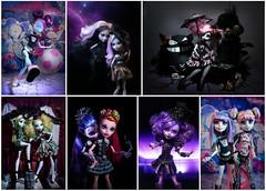 Follow my friend's account! (Klio.13) Tags: monster high mattel dollphotography monsterhigh