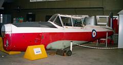 WP772 De Havilland Canada DHC-1 Chipmunk T.10 (eLaReF) Tags: canada history museum de chipmunk raf manston dhc1 t10 havilland wp772