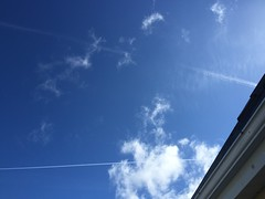 Crazy World of Chemtrails - WTF - South Western Ireland - April 2016 (firehouse.ie) Tags: weather control nwo manipulation spray chemtrail modification chemicals climate chemtrails manipulating haarp modifying artificialclouds notcontrails