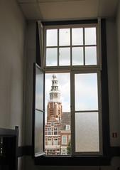 Fenster. (universaldilletant) Tags: church window museum fenster kirche vlissingen