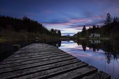 Reflection (Bohumil Daa) Tags: landscape scotland long exposure unitedkingdom gb aberfoyle
